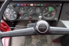 Cockpit vom M.A.N